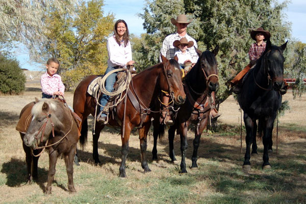 Some Family, Gould Ranch Cattle Company
