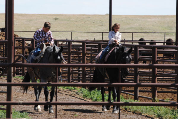 Family pics, Gould Ranch Cattle Co.